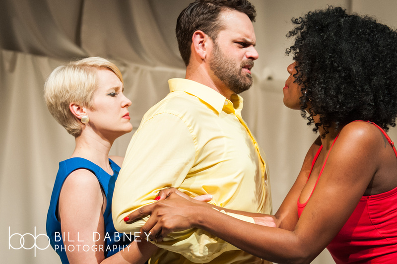 Event Photography: Theatre Oxford's production of No Exit.